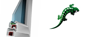 Salamander – PVC